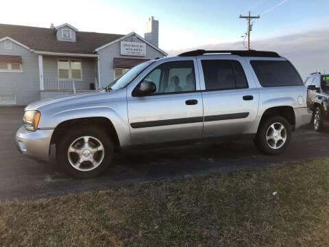 2005 Chevrolet TrailBlazer EXT for sale at Village Motors in Sullivan MO