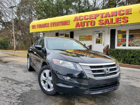 2010 Honda Accord Crosstour for sale at Acceptance Auto Sales in Marietta GA