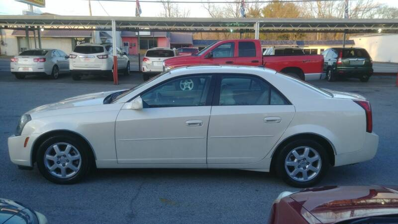 2005 Cadillac CTS for sale at Lewis Used Cars in Elizabethton TN