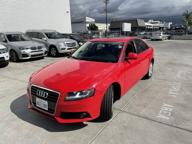2009 Audi A4 for sale at Hunter's Auto Inc in North Hollywood CA