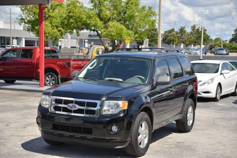 2009 Ford Escape for sale at Motor Car Concepts II - Kirkman Location in Orlando FL