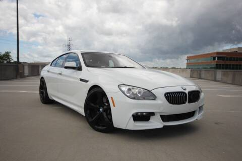2013 BMW 6 Series for sale at Car Match in Temple Hills MD