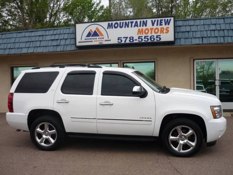2011 Chevrolet Tahoe for sale in Colorado Springs, CO