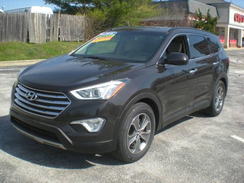 2016 Hyundai Santa Fe for sale at 611 CAR CONNECTION in Hatboro PA