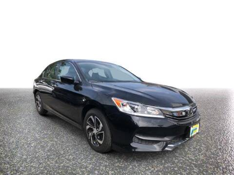 2017 Honda Accord for sale at BICAL CHEVROLET in Valley Stream NY