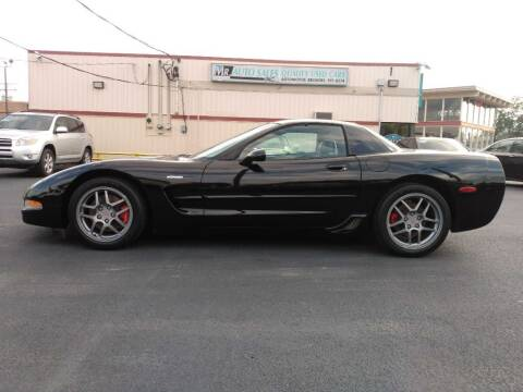 2001 Chevrolet Corvette for sale at MR Auto Sales Inc. in Eastlake OH