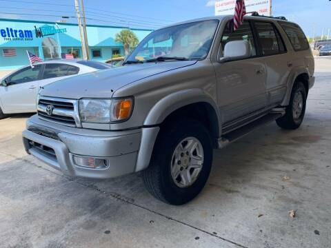 1999 Toyota 4Runner for sale at Eastside Auto Brokers LLC in Fort Myers FL