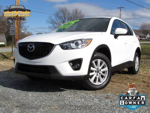 2014 Mazda CX-5 for sale at High-Thom Motors in Thomasville NC