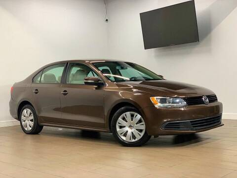 2012 Volkswagen Jetta for sale at Texas Prime Motors in Houston TX