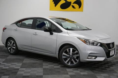 2020 Nissan Versa for sale at Carousel Auto Group in Iowa City IA