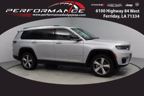 2021 Jeep Grand Cherokee L for sale at Performance Dodge Chrysler Jeep in Ferriday LA