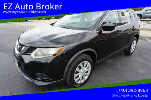 2016 Nissan Rogue for sale at EZ Auto Broker in Mount Vernon OH