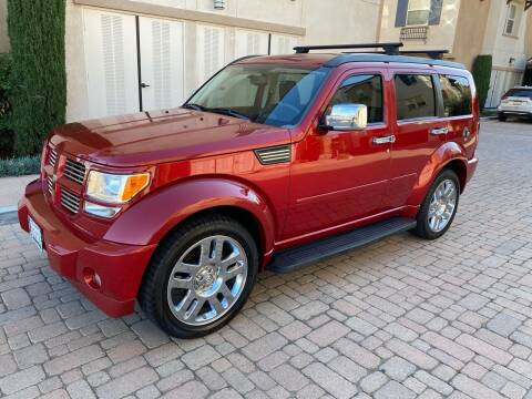 2007 Dodge Nitro for sale at California Motor Cars in Covina CA