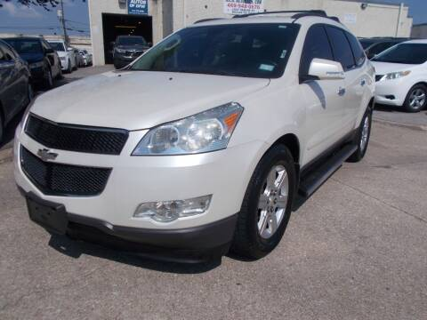 2012 Chevrolet Traverse for sale at ACH AutoHaus in Dallas TX