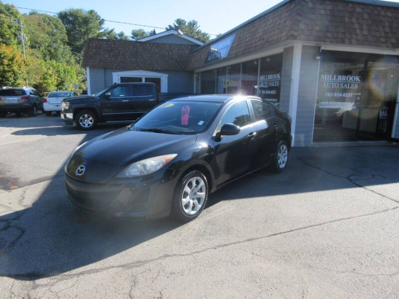 2011 Mazda MAZDA3 for sale at Millbrook Auto Sales in Duxbury MA