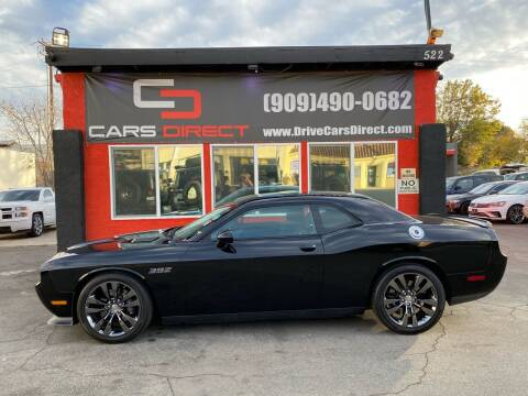 2014 Dodge Challenger for sale at Cars Direct in Ontario CA