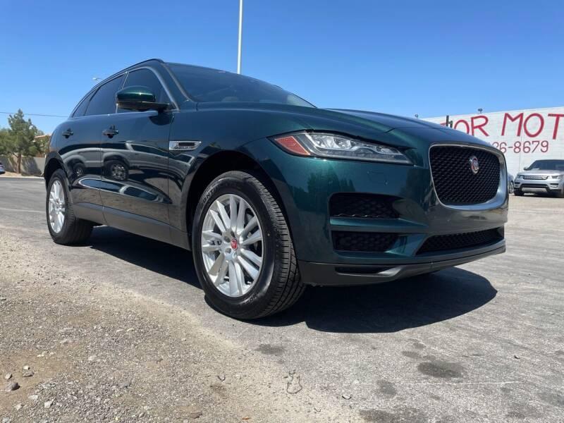 2018 Jaguar F-PACE for sale in Las Vegas, NV