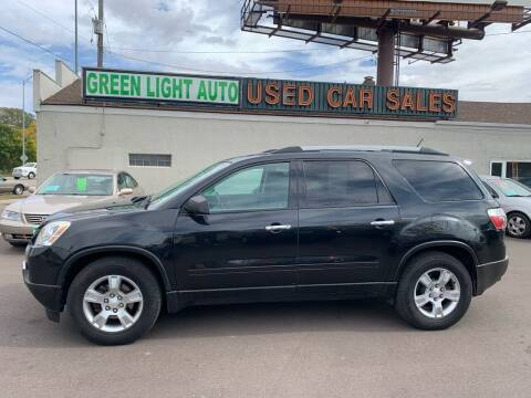 2011 GMC Acadia for sale at Green Light Auto in Sioux Falls SD