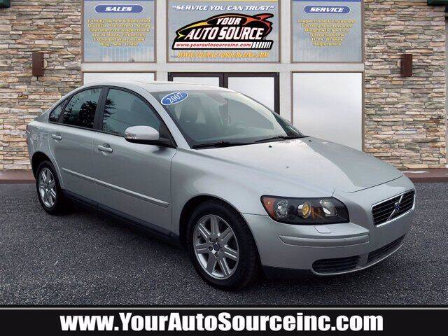 2007 Volvo S40 for sale at Your Auto Source in York PA