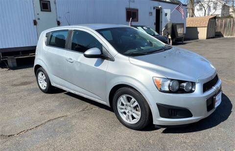 2013 Chevrolet Sonic for sale at Exem United in Plainfield NJ