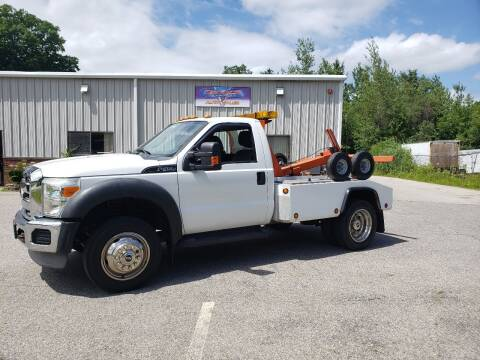 2011 Ford F-450 Super Duty for sale at GRS Auto Sales and GRS Recovery in Hampstead NH