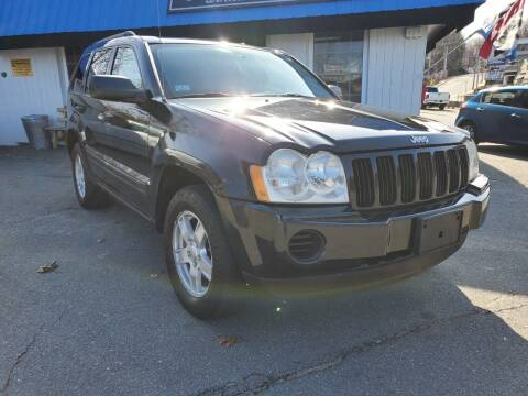 2005 Jeep Grand Cherokee for sale at WEB NIK Motors in Fitchburg MA