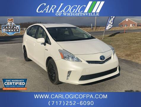 2012 Toyota Prius v for sale at Car Logic in Wrightsville PA