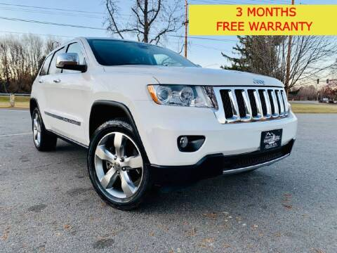 2011 Jeep Grand Cherokee for sale at Boise Auto Group in Boise ID