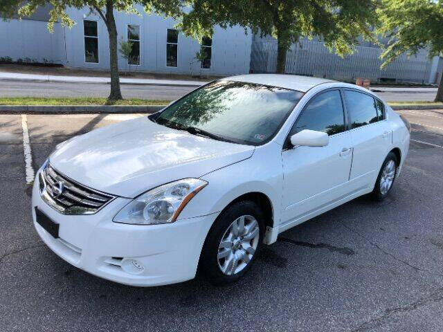 2010 Nissan Altima for sale at Best Choice Auto Sales in Virginia Beach VA