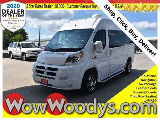 2014 RAM ProMaster Cargo for sale at WOODY'S AUTOMOTIVE GROUP in Chillicothe MO