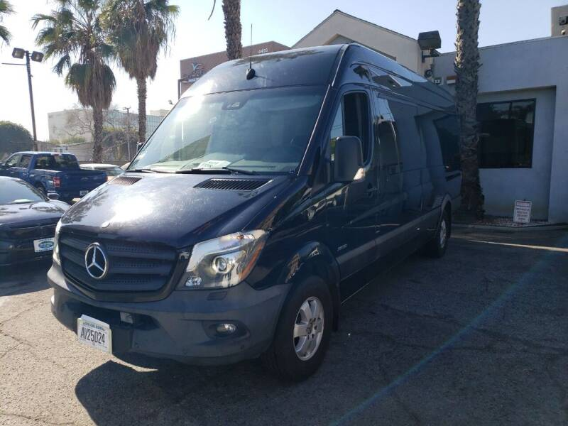 2015 Mercedes-Benz Sprinter Passenger for sale at In-House Auto Finance in Hawthorne CA