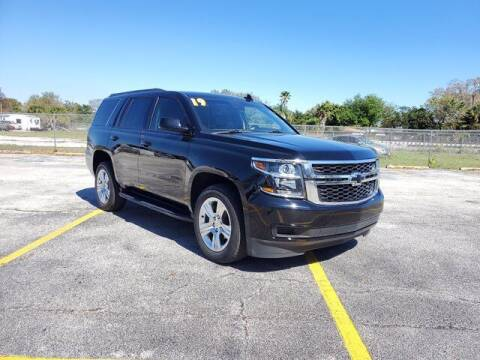 2019 Chevrolet Tahoe for sale at GATOR'S IMPORT SUPERSTORE in Melbourne FL