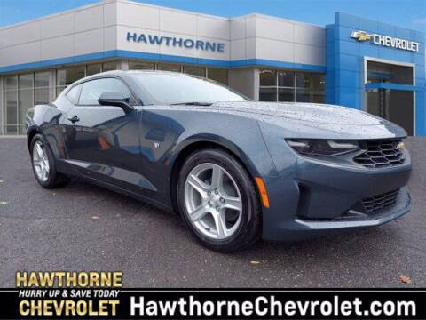 2021 Chevrolet Camaro for sale at Hawthorne Chevrolet in Hawthorne NJ