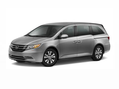 2017 Honda Odyssey for sale at BASNEY HONDA in Mishawaka IN