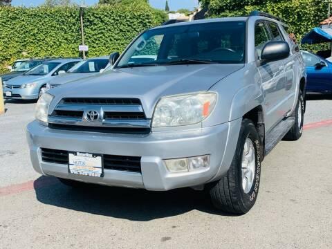 2005 Toyota 4Runner for sale at MotorMax in Lemon Grove CA