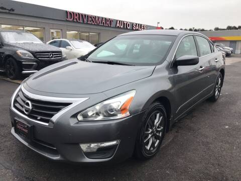 2015 Nissan Altima for sale at DriveSmart Auto Sales in West Chester OH