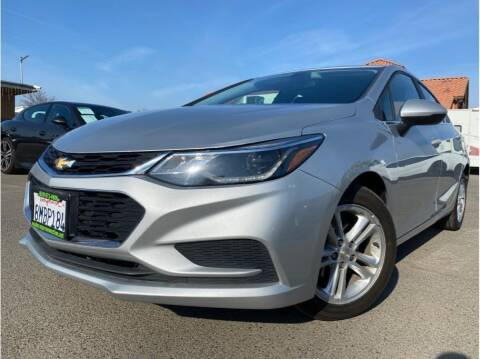 2018 Chevrolet Cruze for sale at MADERA CAR CONNECTION in Madera CA