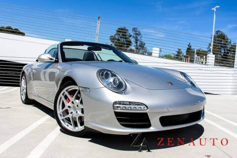 2009 Porsche 911 for sale at Zen Auto Sales in Sacramento CA