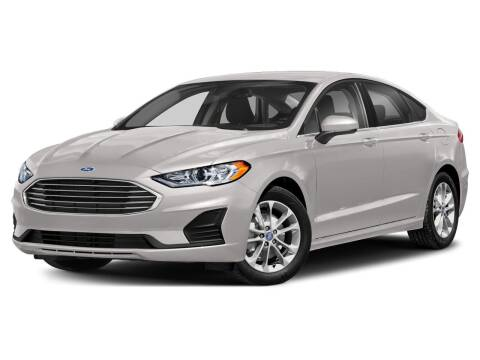 2019 Ford Fusion for sale at West Motor Company in Preston ID
