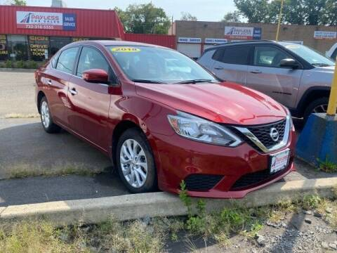 2018 Nissan Sentra for sale at Payless Car Sales of Linden in Linden NJ