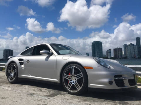 2007 Porsche 911 for sale at PARKHAUS1 in Miami FL