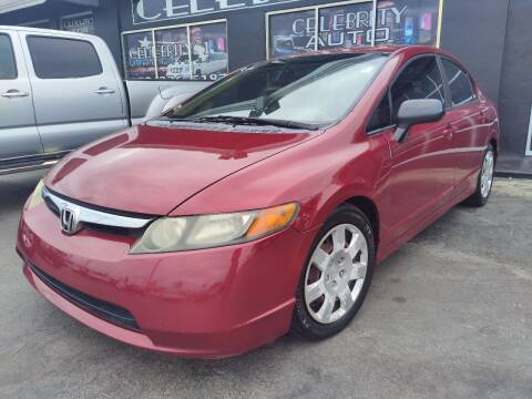2008 Honda Civic for sale at Celebrity Auto Sales in Port Saint Lucie FL