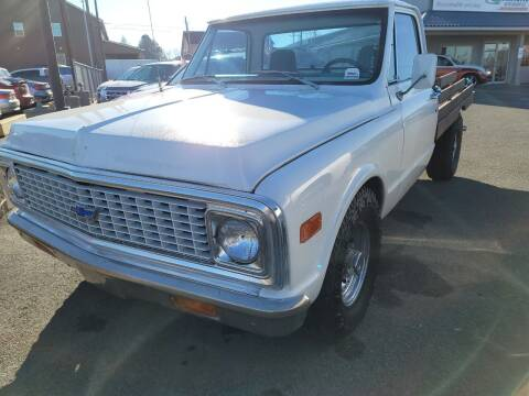 1972 Chevrolet C/K 20 Series for sale at Artistic Auto Group, LLC in Kennewick WA
