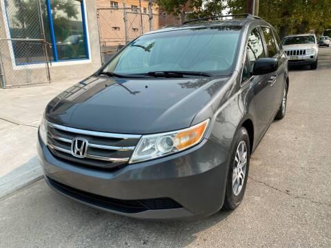2011 Honda Odyssey for sale at DEALS ON WHEELS in Newark NJ