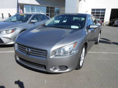 2009 Nissan Maxima for sale at Auto America in Monroe NC
