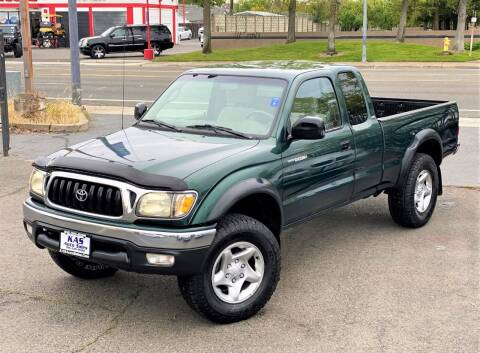 2001 Toyota Tacoma for sale at KAS Auto Sales in Sacramento CA