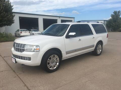 2012 Lincoln Navigator L for sale at More 4 Less Auto in Sioux Falls SD