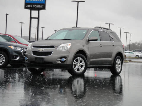 2011 Chevrolet Equinox for sale at Jack Schmitt Chevrolet Wood River in Wood River IL