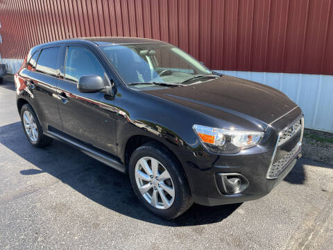 2015 Mitsubishi Outlander Sport for sale at North East Locaters Auto Sales in Indiana PA