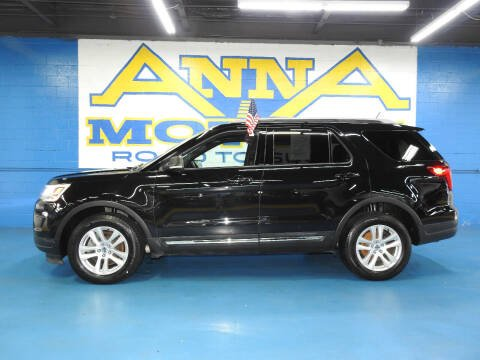 2019 Ford Explorer for sale at ANNA MOTORS, INC. in Detroit MI